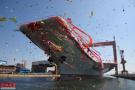 """中国航母船员仍是""""学生"""":建成最强海军仍需时日"""