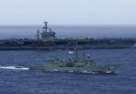 十分罕见!美国派第3艘航母赴西太平洋震慑朝鲜