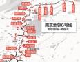 南京将出最长地铁线6号线 全长超过70公里