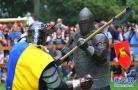 穿越中世纪看武士战斗
