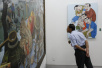全国艺术硕士美术指导教师优秀作品巡展内蒙古站开幕