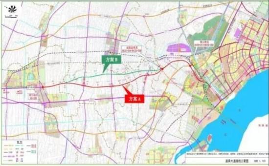 南通如皋城市总体规划获批 高铁建设系亮点