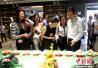 世界华裔杰出青年华夏行走进扬州 体验中华美食文化