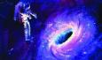 宇航员掉入黑洞会怎样?他的答案让霍金认错