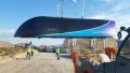 超级高铁首次全真空测试成功完成 只跑了5.3秒