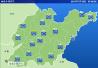 山东发布暴雨黄色预警 枣庄已出现100毫米降水