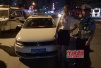 莆田:女子醉驾遇交警设卡检查 逃离途中车辆爆胎被抓获