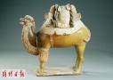 揭秘丝绸之路遗珍唐三彩:现藏于洛阳博物馆