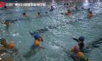 高溫天兒童游泳培訓班火爆 報名排隊要等一週