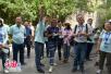 华清宫世界地质公园迎联合国教科文组织再评估