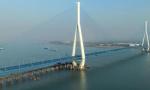 沌口长江大桥通车