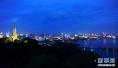 在朋友圈被刷屏,让全国跑友艳羡 杭州空中跑道美上天