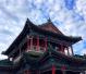 一早被大雨洗礼过的北京 终于有点秋天的样儿了