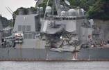 美军舰撞船事故进展:多名军官面临过失杀人指控