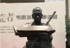 """最美""""拾荒老人""""韦思浩雕像在杭图展出,这个冬天温暖继续"""