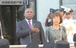 南非新当选总统拉马福萨发表2018年国情咨文