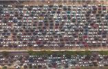 哈尔滨游客亲历海南大拥堵 开车10公里路走了19小时