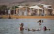 死海可能2050年干涸 再不去看看就晚啦