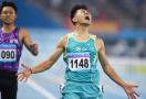 全运田径:400米栏冯志强称王 王欢女子冠军