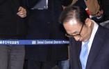 76岁李明博被捕首夜彻夜未眠 朴槿惠听闻其消息一言不发毫无反应