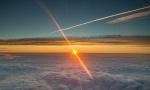 飞行员视角壮丽美景