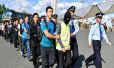 275名电信诈骗犯罪嫌疑人被押解回吉林