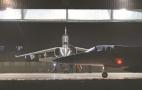 中巴空军首次开展夜航训练 出动预警机指挥引导