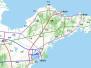 山东高速公路网重新布局 22条新高速哪条经过你家?