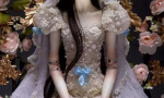 英国女王的娃娃