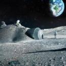 俄美共建月球空间站