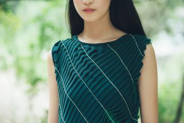 宝丽丝绿色纱线之美