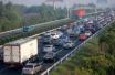 高速路况:返程高峰 这些路段可能出现长时间拥堵现象