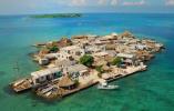 因没蚊子 这里成世界最拥挤的小岛
