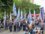 """台""""八百壮士""""抗议蔡当局言而无信 3000民众力挺"""