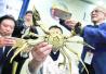 今年蟹王蟹后为近3年来最大 个头大了15%价格低了30%