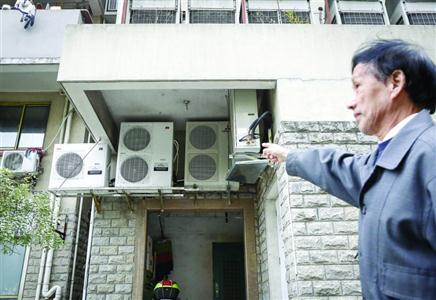永辉超市冷库外机24小时噪音扰民 要求整改后迟未动