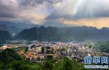 """重庆:绿色金融让昔日""""锰县""""变成旅游县"""