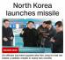 朝鲜凌晨试射弹道导弹 韩军方数分钟后射导回应