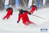 """第十七届中国崇礼国际滑雪节""""开门迎客"""""""