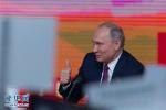 """从普京总统的""""年终总结""""看中俄关系"""