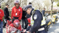外卖员暴力阻碍民警执法 上海警方刑事拘留5人