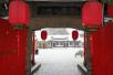 河南沁阳:博物馆雪景更迷人