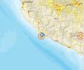 秘鲁近海发生7.3级地震已发布海啸警报