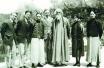 1924年泰戈尔访济南 林徽因、徐志摩陪同