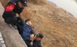 江苏男子因家庭矛盾,自称小偷求拘不成跳河被民警救起
