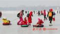 冰城团队游客比上周增一成 外地客:不冷就不好玩了