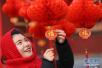 迎接第33届北京地坛春节文化庙会 北京地坛公园年味渐浓