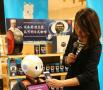 日本推出机器人拜年咖啡厅