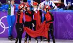 冬奥女子短道接力-韩国六冠中国近四届三犯规