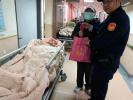 妻子在大陆坐不到飞机 台91岁老翁跌倒数日没吃没喝